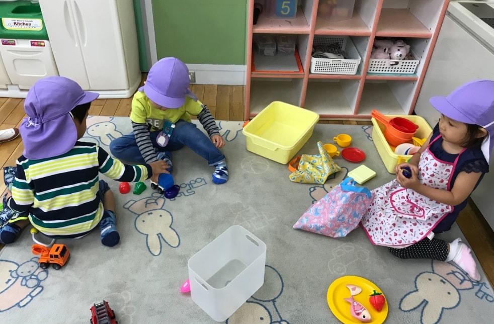 満3歳児保育
