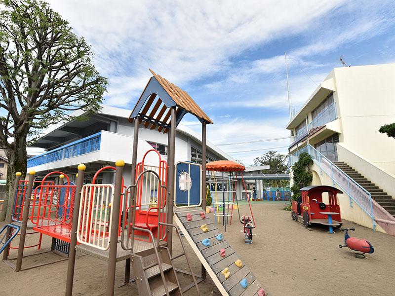 幼稚園 体験保育