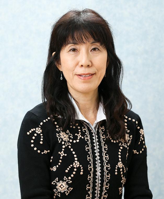 清明幼稚園園長 濱野 道子