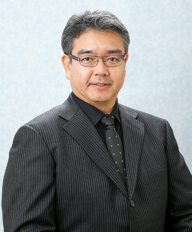 清明学園 中学校校長 鈴木 敏弘