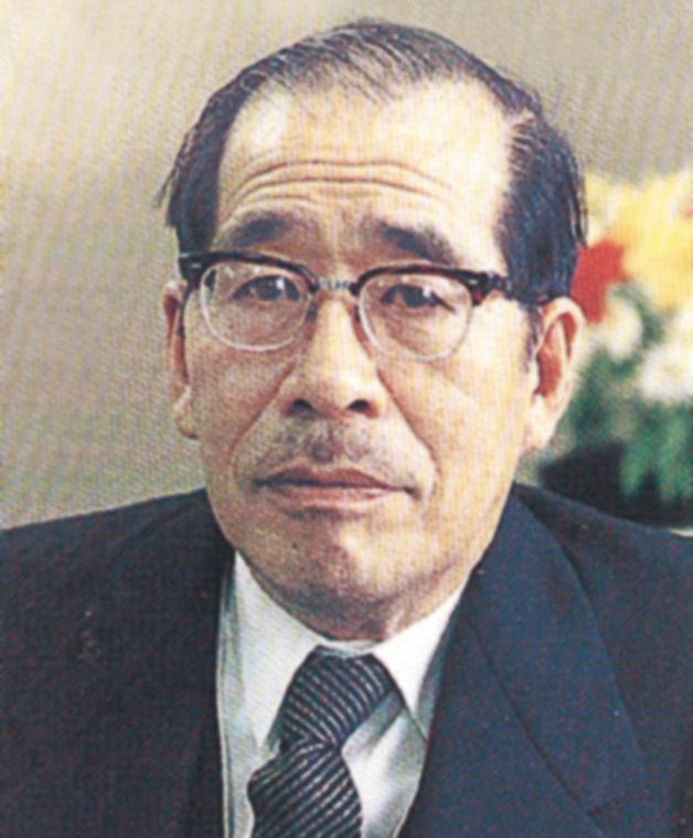 学園創立者 濱野重郎