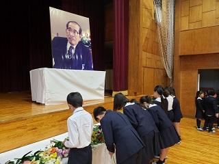濱野重郎先生を偲ぶ会