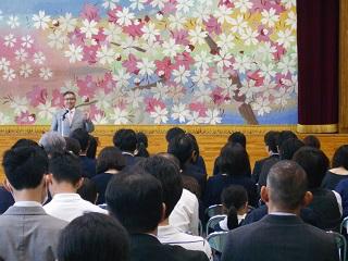 第3回学校説明会・公開授業
